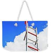 Up The Sky Weekender Tote Bag