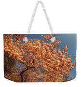 Up To The Cherry Flowers Weekender Tote Bag