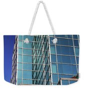Up Town Phoenix Building Weekender Tote Bag