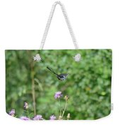 Up, Up And Away-black Swallowtail Butterfly Weekender Tote Bag