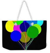 Upbeat Balloons Weekender Tote Bag