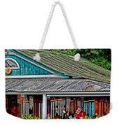 Upcountry Chimes Weekender Tote Bag