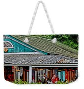 Upcountry Chimes Weekender Tote Bag