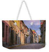 Uphill In Avila Weekender Tote Bag