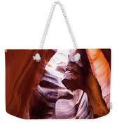 Upper Antelope Canyon 3 Weekender Tote Bag