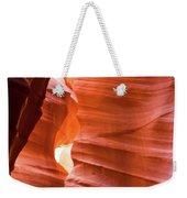 Upper Antelope Canyon 4 Weekender Tote Bag