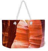 Upper Antelope Canyon 5 Weekender Tote Bag
