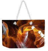 Upper Antelope Canyon Beauty Natural Weekender Tote Bag