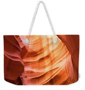 Upper Antelope Canyon Weekender Tote Bag