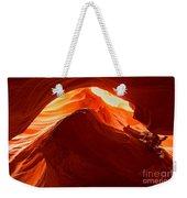 Upper Antelope Sunlit Layers Weekender Tote Bag