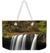 Upper Butte Creek Falls 2 Weekender Tote Bag