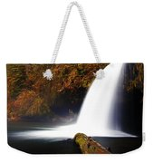 Upper Butte Creek Falls Weekender Tote Bag