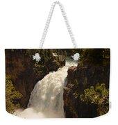 Upper Falls Weekender Tote Bag