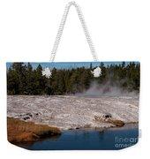 Upper Geyser Basin Weekender Tote Bag