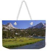 Upper Pine Lake Weekender Tote Bag