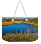 Upper Roxborough Reservoir Weekender Tote Bag