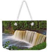 Upper Tahquamenon 6229 Weekender Tote Bag