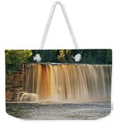 Upper Tahquamenon Falls 6279 Weekender Tote Bag