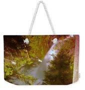 Upper Union Creek Falls  Weekender Tote Bag
