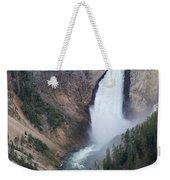 Upper Yellowstone Weekender Tote Bag