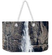 Upper Yosemite Falls Weekender Tote Bag