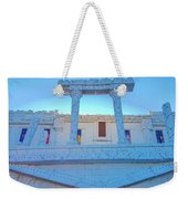 Upside Down White House Weekender Tote Bag