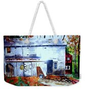 Upstate Barn Weekender Tote Bag