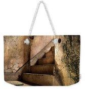 Uptown Stairs Weekender Tote Bag