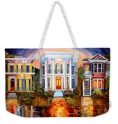 Uptown Tonight Weekender Tote Bag