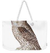 Ural Owl Weekender Tote Bag