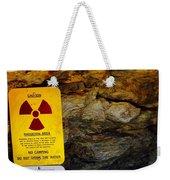 Uranium Mine In Capitol Reef Np Weekender Tote Bag