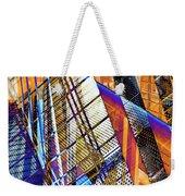 Urban Abstract 157 Weekender Tote Bag