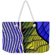 Urban Abstract 2 Weekender Tote Bag