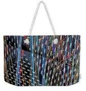 Urban Abstract 236 Weekender Tote Bag