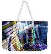 Urban Abstract 304 Weekender Tote Bag