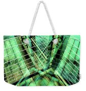 Urban Abstract 405 Weekender Tote Bag