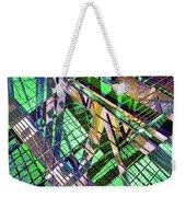 Urban Abstract 500 Weekender Tote Bag