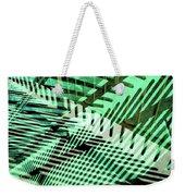 Urban Abstract 561 Weekender Tote Bag