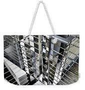 Urban Abstract 94 Weekender Tote Bag