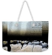 Urban Abstracts Seeing Double 19 Weekender Tote Bag