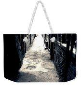 Urban Alley Weekender Tote Bag
