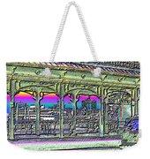 Urban Boat Landing Weekender Tote Bag