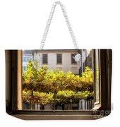 Urban Bower. Milan, Italy. Weekender Tote Bag