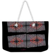 Urban Break-up Weekender Tote Bag