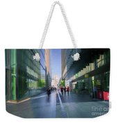 Urban Cityscape, London, Uk Weekender Tote Bag