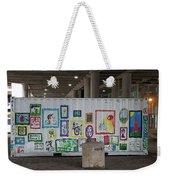 Urban Container Art I I I Weekender Tote Bag