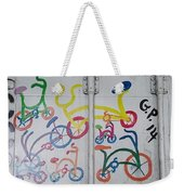 Urban Container Art I I Weekender Tote Bag