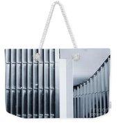 Urban Geometries Weekender Tote Bag