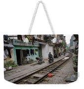 Urban Hanoi Weekender Tote Bag