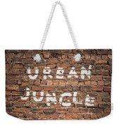 Urban Jungle Weekender Tote Bag